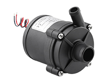 12V warm mattress pump