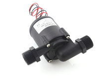 12v hot water circulation pump