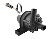 Brushless DC car pump