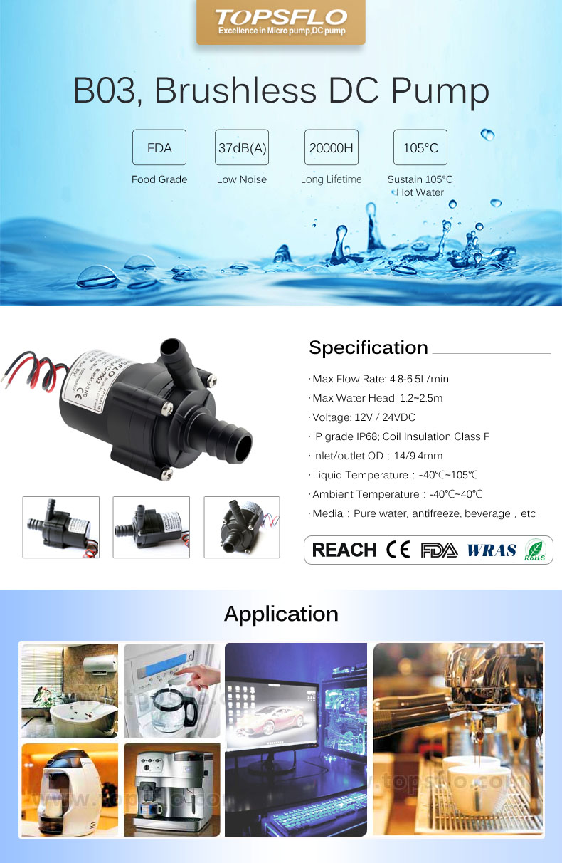 mini pump,12V food pump,Water purifier water pump,Juicer pump,food brushless centrifugal pump,Top Water Purifier pump Instant filtered boiling pump,Instant filtered drinking water systems pump
