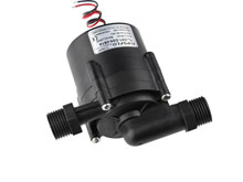 12v 24v micro brushless magnetic drive DC centrifugal pump
